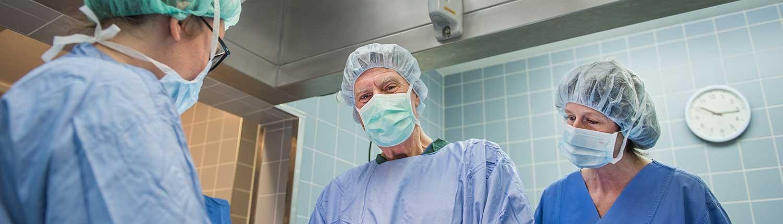Operation - Dr. Tornow